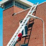Telescopische ladderliften