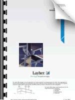 Montage handleiding Layher Blitz